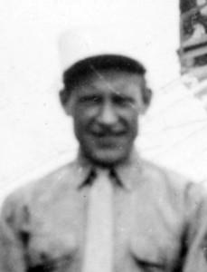 Andre legionnaire1946