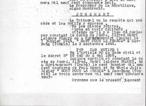 EXTRAIT Décès Fleury André Mort pour la France page2