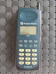 Motorola B310 Bouygues-turquoise
