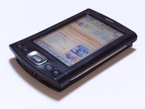 PalmTX web