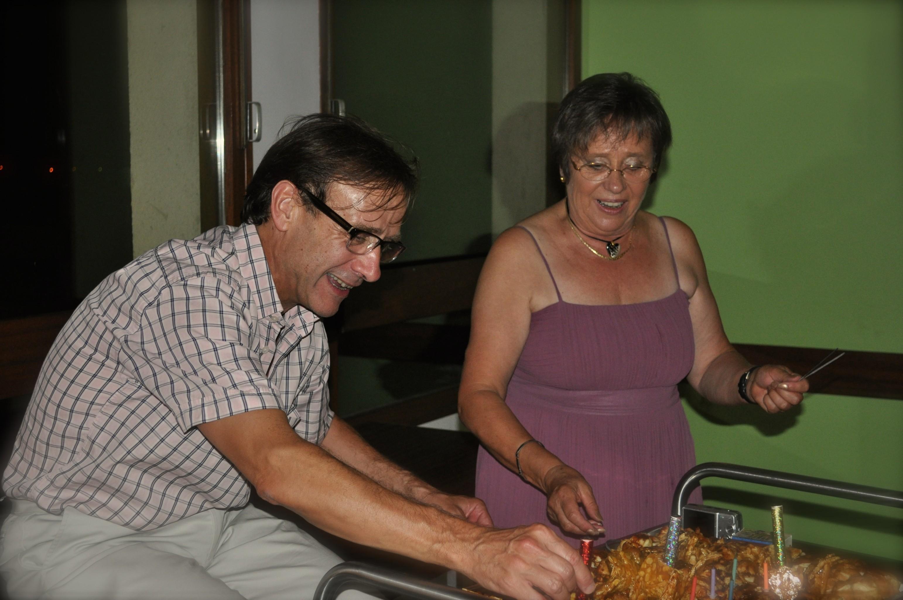 Didier Miette 50 ans Edith (2011)