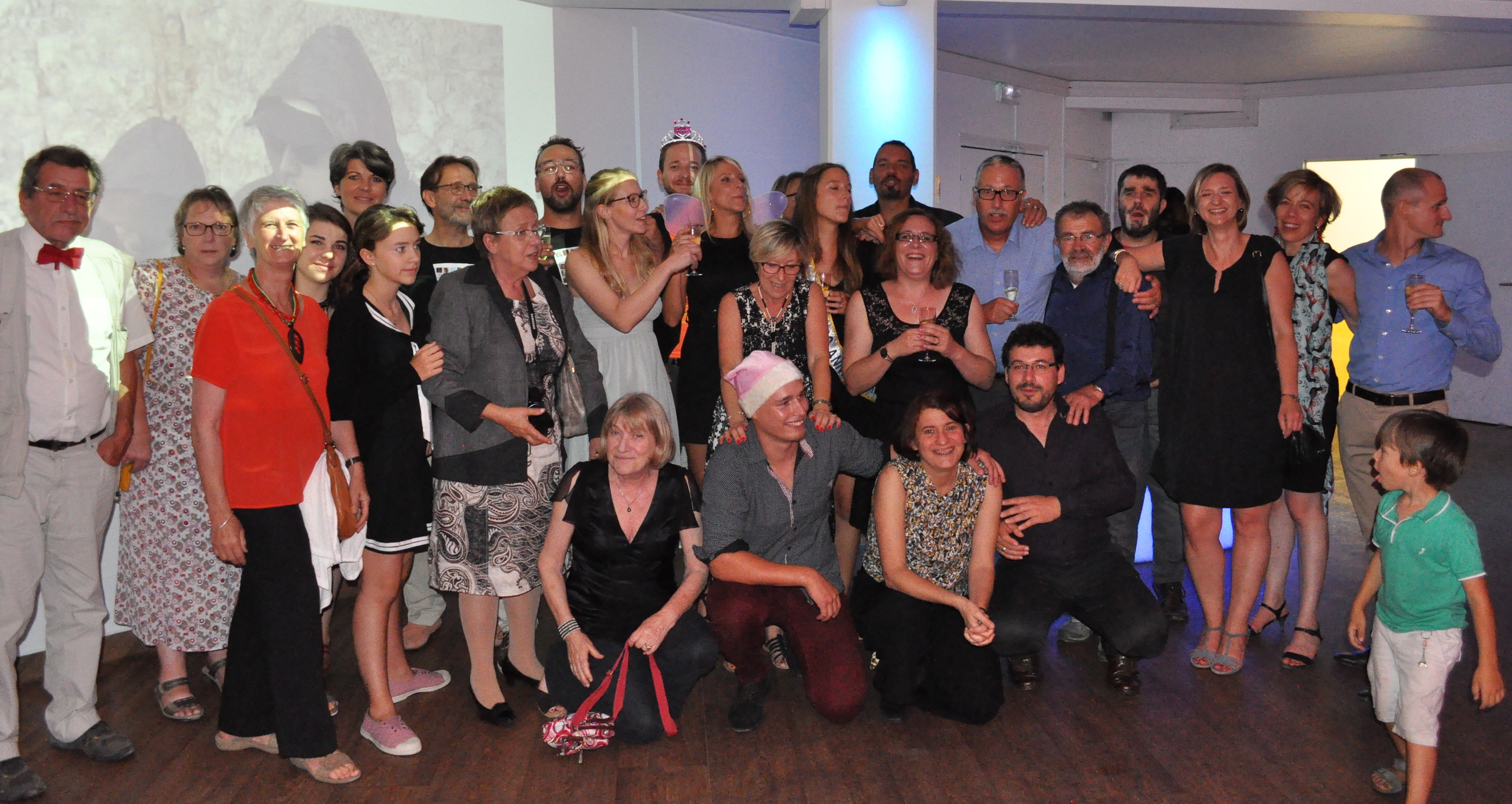 Photo groupe fete Quentin 2016